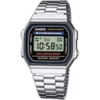 Casio Collection Unisex Adults Watch A168WA-1YES