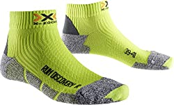 X-Socks Erwachsene Funktionssocken Run Discovery New Socken, Vert, 35-38