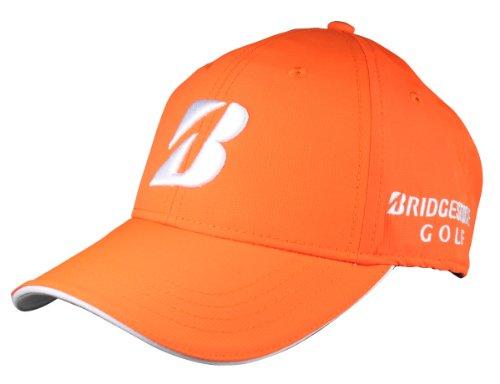 bridgestone-pearl-nylon-performance-casquette-pour-homme-orange-orange-unisex