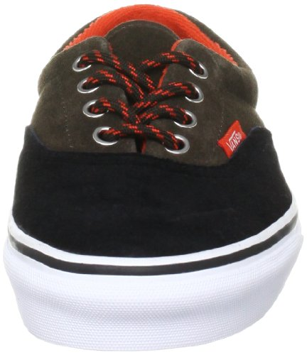 Vans  Era, baskets - skateboard mixte adulte Marron - Braun (Turkish Coffee/Spicy Orange)