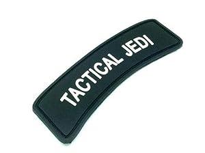 Écusson Patch Velcro Airsoft PVC Tactical Jedi
