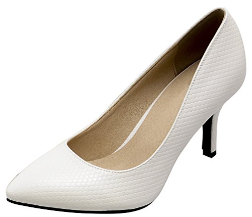 CFP , Sandales Compensées femme Blanc