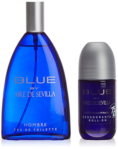 Colonia aire de sevilla blue v.150 ml hombre+desodorante roll - on 75 ml est.