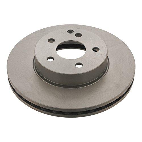 Preisvergleich Produktbild febi bilstein 30550 Bremsscheibensatz (vorne,  2 Bremsscheiben),  innenbelüftet,  Lochzahl 5