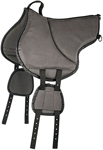 Harry\'s Horse 28600001-05s Bare Back pad, S, schwarz