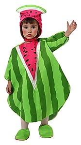 Atosa-10431-Disfraz de sandías para bebé-Talla 0-6Meses