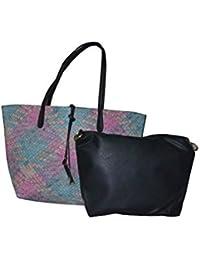 Senora Handbag For Women (Colour-Pink)