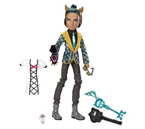 Monster High Sweet 1600 Doll - Clawd Wolf