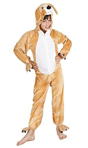 Boland 88275 Kinderkostüm Hund aus Plüsch, (Up Make Kostüme Hund)