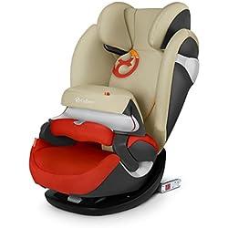 Cybex Gold 517000185 Pallas M-fix Seggiolino Auto, per Bambini dai 9 Mesi ai 12 Anni, Arancione, 9-36 kg
