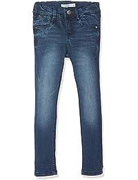 Name It Nittrikka Skinny Dnm Pant Nmt Noos, Jeans Fille