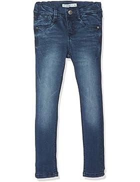 NAME IT Nittrikka Skinny Dnm Pant Nmt Noos, Jeans para Niñas