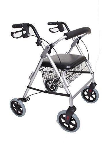 lightweight-aluminium-folding-rollator-with-basket-and-brakes-zimmer-4-wheeled-walker