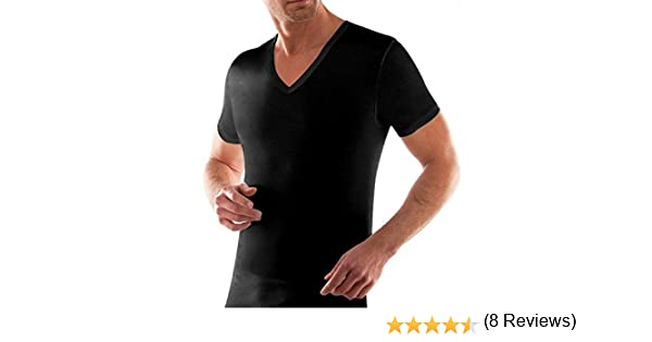 Liabel 3 t Shirt Corpo Uomo Mezza Manica Scollo a V 100/% Cotone Art 03828//53N