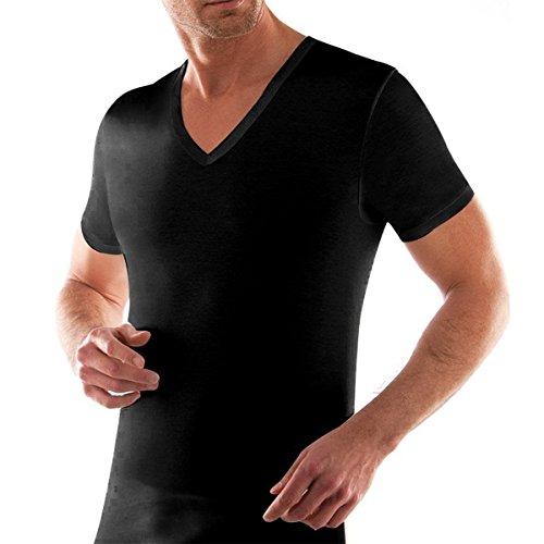 Liabel 3 t shirt corpo uomo mezza manica scollo V 100% cotone art. 03828/53N