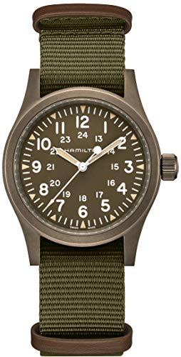 Armbanduhr Hamilton Khaki Field Mechanical Officer H69449961