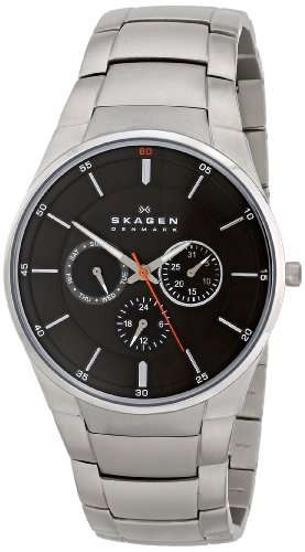 41lAB5zInkL - Skagen SKW6054 Grey Mens watch