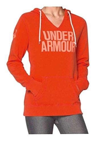 Under Armour Women's UA Fleece Hoodie Logo Coton