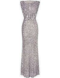 Amazon.it  Argento - Vestiti   Donna  Abbigliamento c764f497602