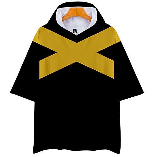 X-Men: Dark Phoenix X-Men: Dunkler Phönix Bedrucktes T-Shirt Top Hoodie Baseball Jacke Hosen Set Rollenspiel Party Kostüm Geeignet Für Männer Und Frauen (Xmen Phoenix Kostüme)