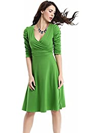 26d7d10290 Amazon.es  vestidos de fiesta - U-shot   Vestidos   Mujer  Ropa