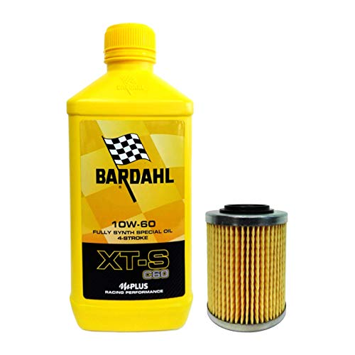 Cyleto filtre /à huile pour Aprilia Rsv1000r Rsv1000/R//Rsv1000r Factory 2005/2006/2007/2008/2009