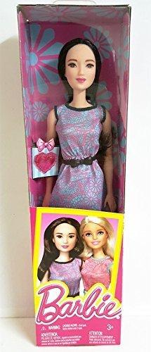 Barbie Basic Lea Doll w Ring (Purple) 2015 - DGX64 by Barbie