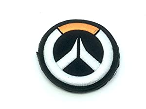Overwatch Emblème Brodé Airsoft Morale Patch