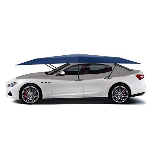 4500 Abdeckung (Y&Jack Hydraulische halbautomatische Auto Zelt bewegliche carport klapp tragbare Auto schutzschirm Sonnencreme Sonnenschirm markise Abdeckung universal (4500mm * 2300mm))