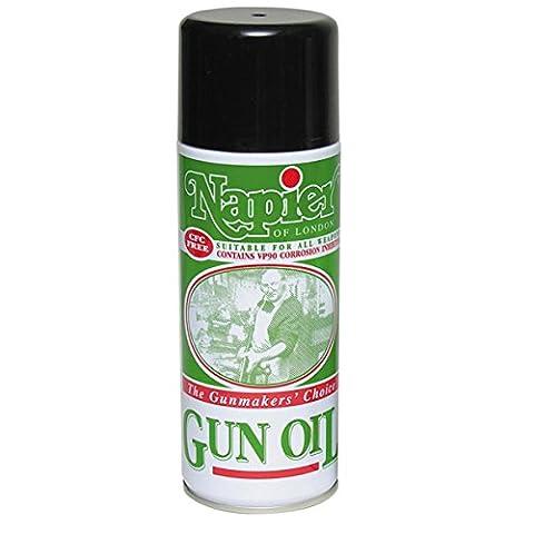 Oil Gun 300 ml Sprayflasche mit VP90 Korrosion Inhibitor,