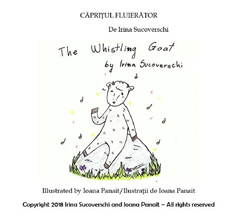 The Whistling Goat (Bilingual English-Romanian) (The Fox and the Goat) (English Edition)