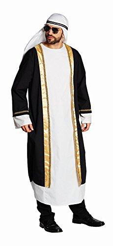 Herren Kostüm Araber Orientale Scheich Karneval Fasching - Araber Für Kostüm Halloween