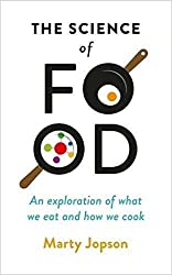 The Science of Food [Paperback] Marty Jopson