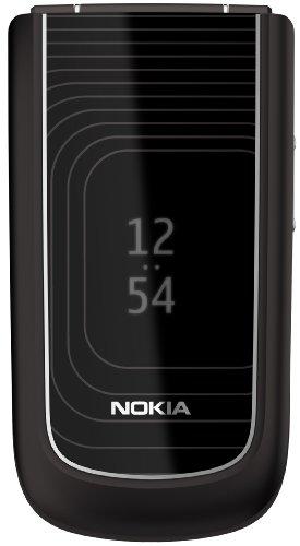 Nokia 3710 cellulare (Fotocamera da 3,2 MP, MP3, Bluetooth) fold black