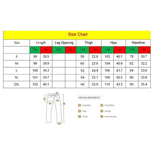 Zoom IMG-2 weimeite pantaloni uomo donna hip 27bd747b8d12