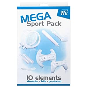 Wii – Mega Sports Pack 10in1