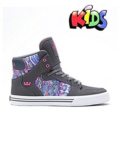 Shoes Supra Vaider Kids multicolore