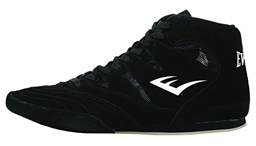 Everlast Erwachsene Boxartikel 8000A Lo Top Shoes Poly Bag Pack, Black, 41, 41 057336 03270
