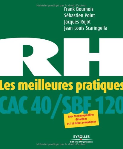RH: Les meilleures pratiques par Collectif