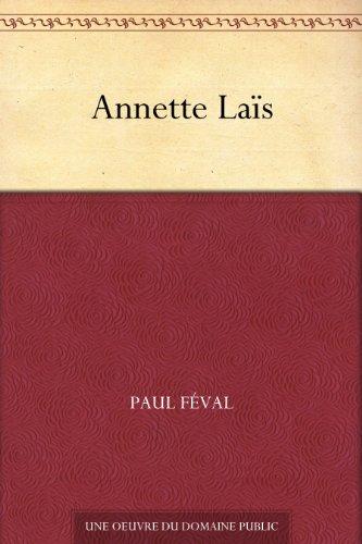 Couverture du livre Annette Laïs