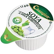 50 macetas sustitutas de leche de soja