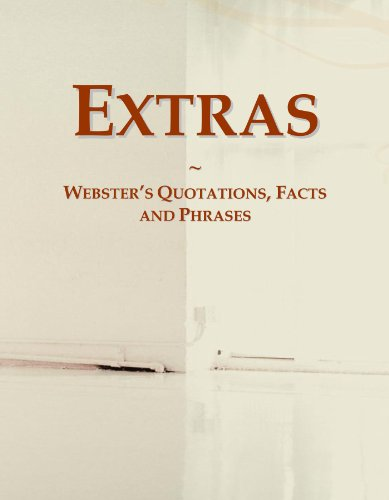 Extras: Webster's Quotations, Facts and Phrases
