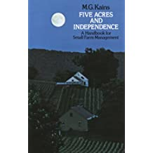 Five Acres and Independence (English Edition)