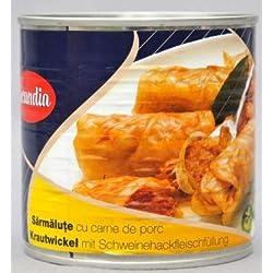 Krautwickel rumänisch - 6 Dosen je 400 g