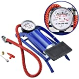 PB Enterprise ortable High Pressure Foot Pump/Air Tyre Inflator/Pump Compressor |for Bike/Car/Cycles & All Vehicles…