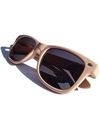 Wayfarer Sunglasses with Spring Hinges and UV Lens Mens & Womens 80s Celebrity Fashion