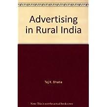 Advertising in Rural India: Language, Marketing Communication, and Consumerism