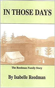 Epub Gratis In Those Days: The Reedman Family Story