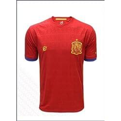 Real Federación Española de fútbol Camiseta Oficial Selección Española (Talla M)