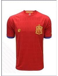 Real Federación Española de fútbol Camiseta Oficial Selección ... 84a592c17df